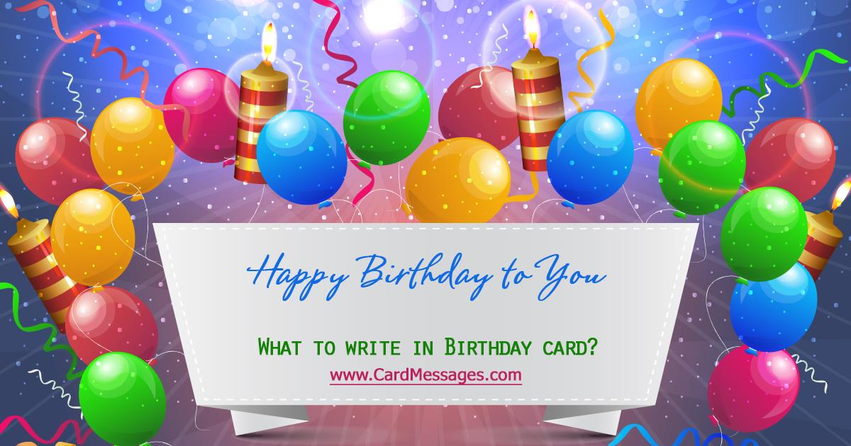 9th birthday card messages ; fb-birthday