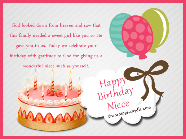 9th birthday card messages ; inspirational-birthday-wishess-messages-for-niece