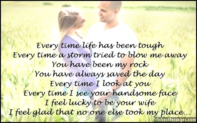 a birthday quote for my husband ; Romantic-birthday-wish-for-husband-from-wife