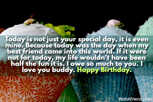 a birthday wish for my best friend ; 659-best-friend-birthday-wishes