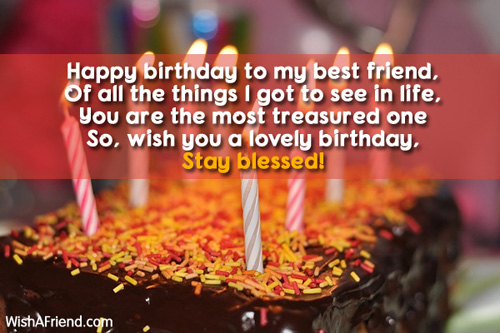 a birthday wish for my best friend ; 9453-best-friend-birthday-wishes