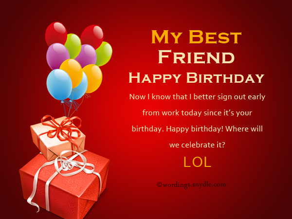 a birthday wish for my best friend ; happy-birthday-wishes-for-a-best-friend