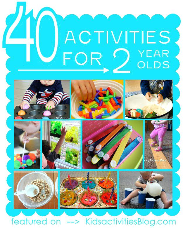 Activities For Two Year Old Birthday Party 2