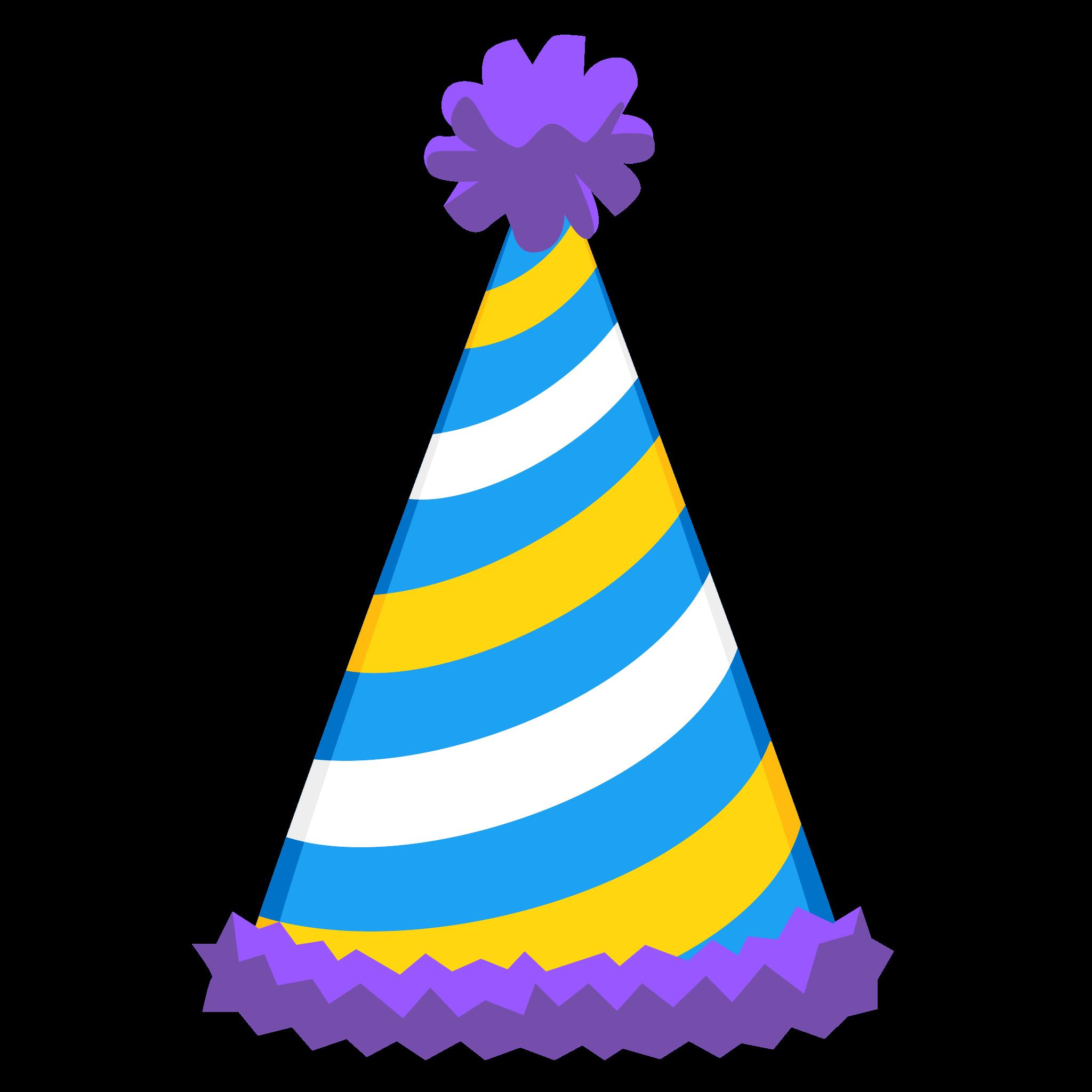 add a birthday hat to a picture ; 11637_raw