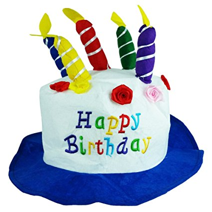 add a birthday hat to a picture ; 61iqt0DkOML