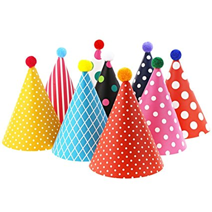 add a birthday hat to a picture ; 71a-LY810SL