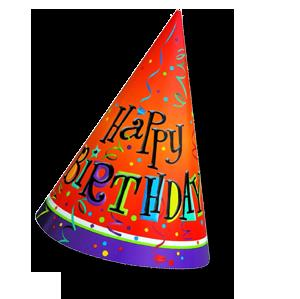 add a birthday hat to a picture ; Birthday-Hat-Free-PNG-Image