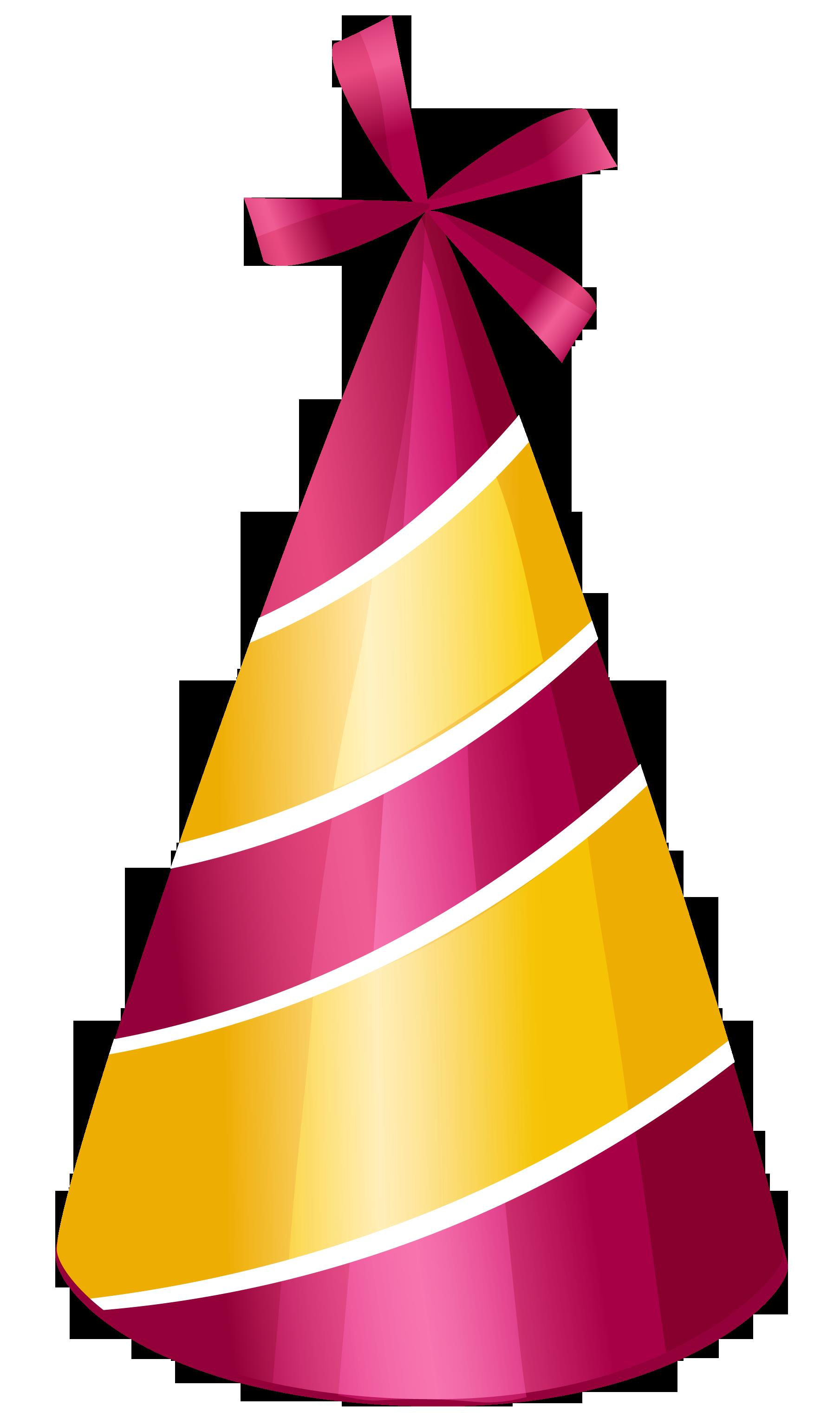 add a birthday hat to a picture ; Birthday-Hat-PNG-File