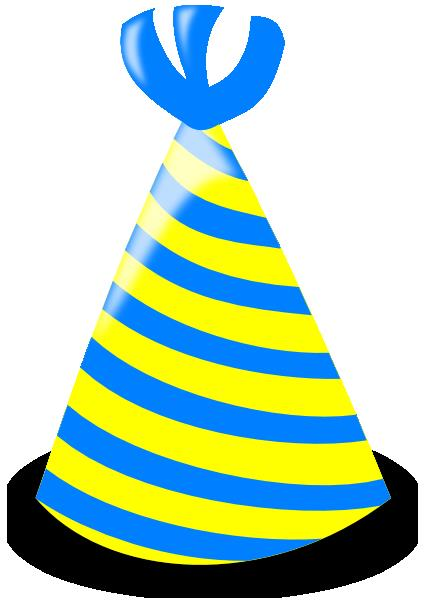 add a birthday hat to a picture ; Birthday-Hat-Transparent
