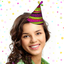 add a birthday hat to a picture ; preview220