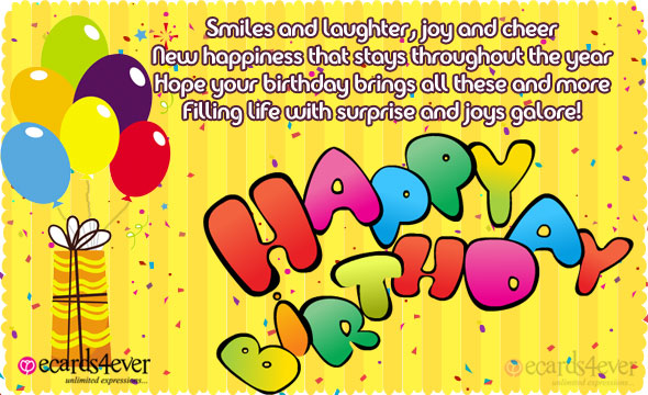 animated birthday card text message ; HappyBirthday_Lg7