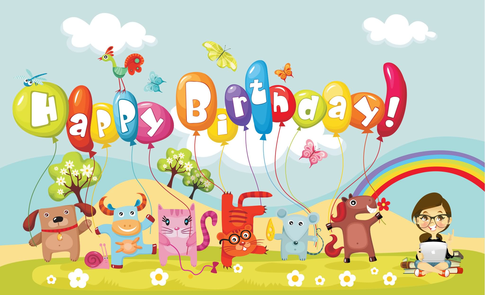 animated birthday wallpaper ; animated-happy-birthday-wishes-images