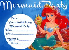 ariel birthday invitations printable ; c102c5103755cf10bb419d27254bd4d4--mermaid-party-invitations-printable-invitations