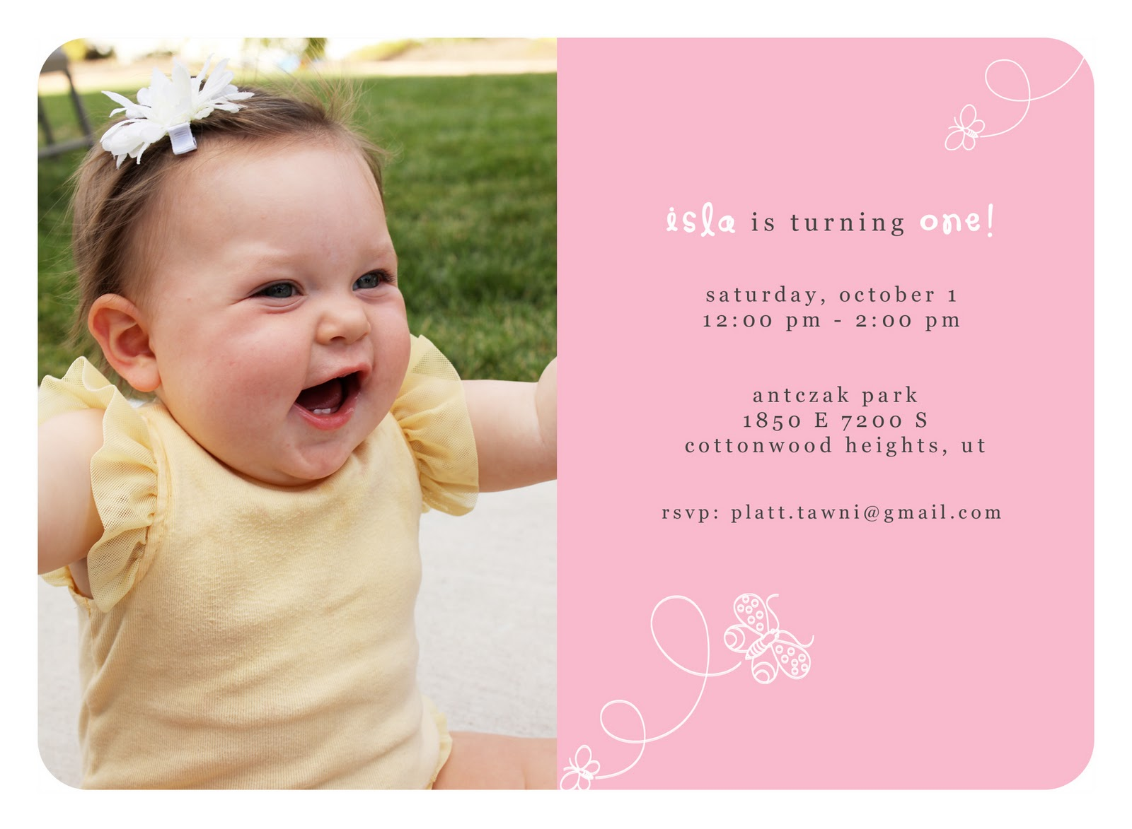baby birthday invitation template ; 1st_birthday_party_invite_templates_0