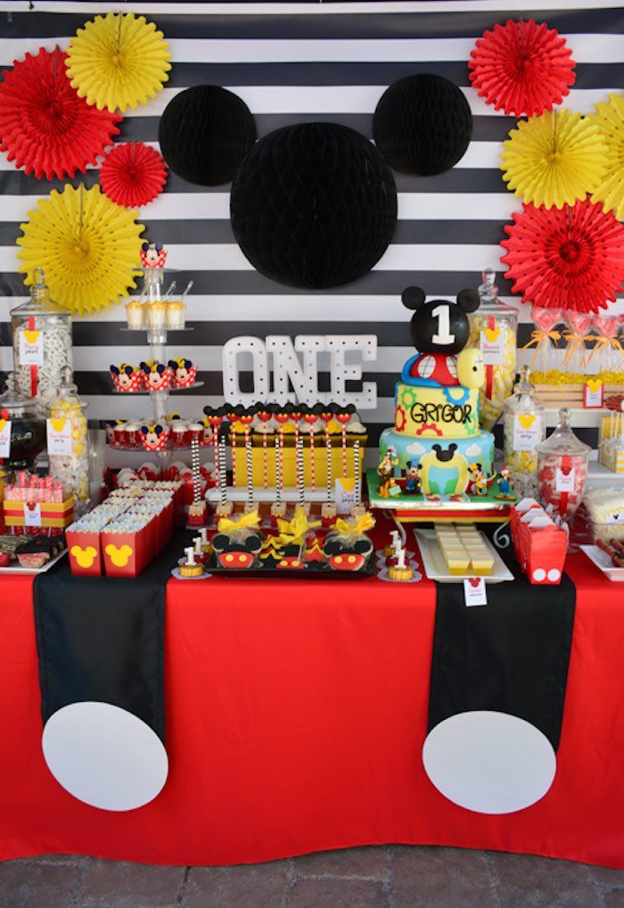 baby boy birthday party themes ; 20e6e2152c47fbfe597cb47532f20010--mickey-mouse-parties-mickey-mouse-party-decorations