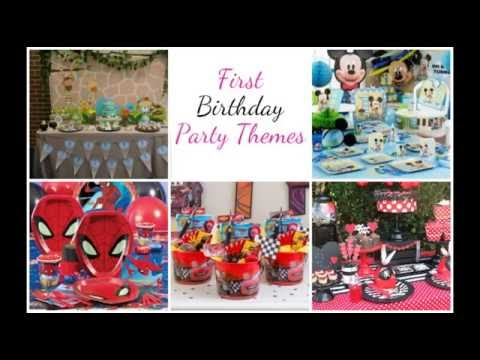 baby boy birthday party themes ; hqdefault