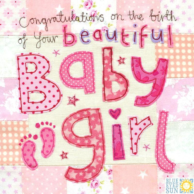 baby girl 1st birthday card messages ; baby-girl-card-congratulations-on-the-birth-of-your-beautiful-baby-girl-card-large-luxury-new-baby-baby-girl-1st-birthday-card-messages