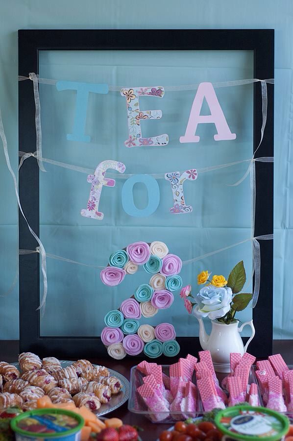 baby girl 2nd birthday themes ; 2bae9d522938076784f390387e43b4db--birthday-party-decorations-tea-for-two-birthday-party-little-girls