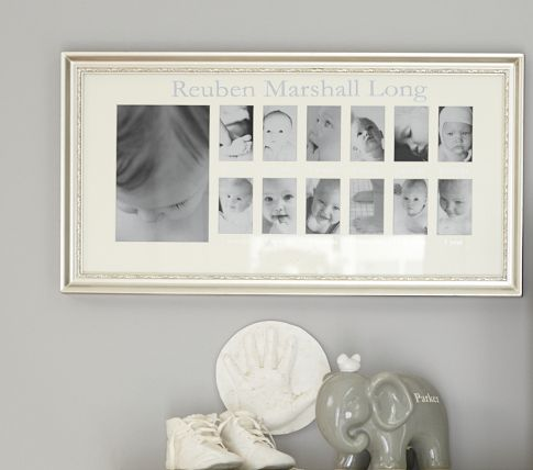 baby's first birthday picture frames ; 3c8e85ce85a276123a25a62948317a2c