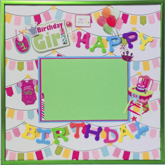 baby's first birthday picture frames ; 4cef7d84054ce062a94918a2ab29a765