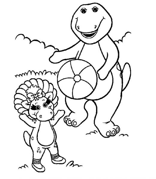 barney birthday coloring pages ; ee81f2147ec607cf3d1f6ddacb17cc0e