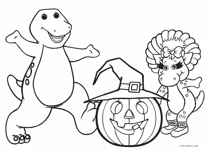 barney birthday coloring pages ; free-printable-barney-coloring-pages-for-kids-cool2bkids-8-adults