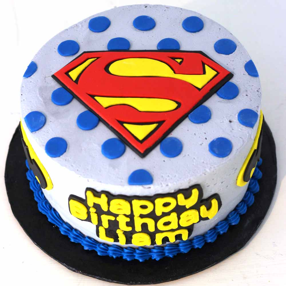 batman birthday sheet cake ; 4259-superman-vs-batman-fondant-4