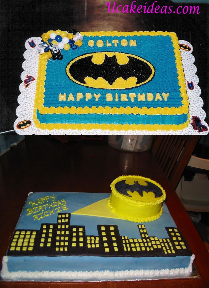 batman birthday sheet cake ; 4ec18f1e1f0bd0be3fe14dc2c639bf0d