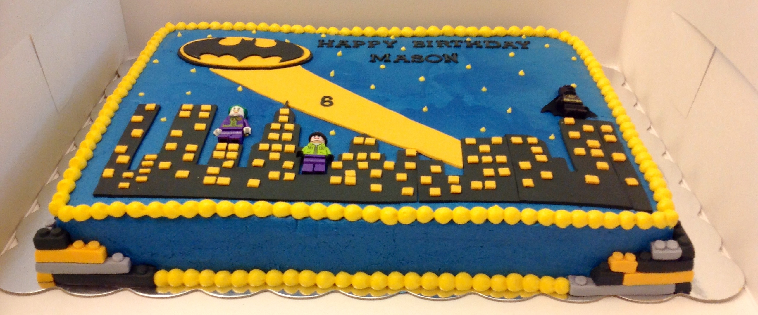 batman birthday sheet cake ; 900_8978140s18_batman-sheet