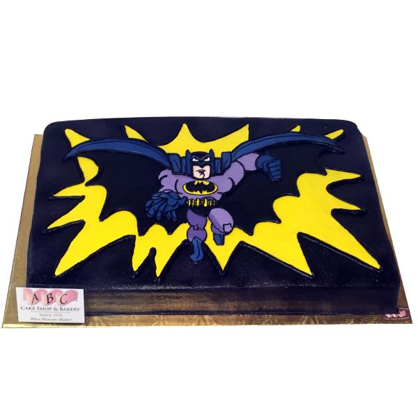 batman birthday sheet cake ; Batman-Sheet-Cake