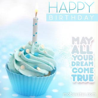 bday images download ; blue-bday-cake