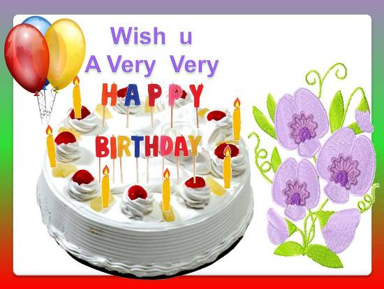 beautiful birthday greeting cards for friends ; 304006