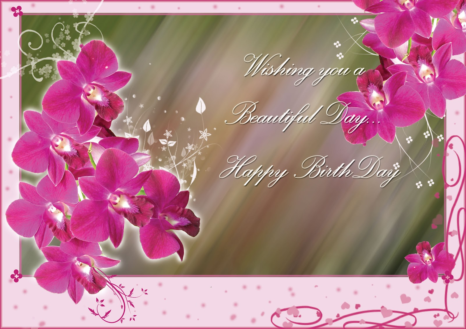 beautiful birthday greeting cards for friends ; greeting-card