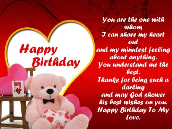 best birthday card messages for girlfriend ; Happy-Birthday-To-My-LOve