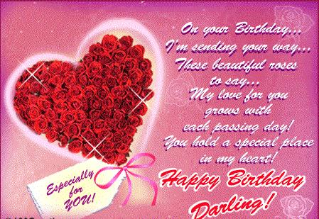 best birthday card messages for girlfriend ; birthday-wishes-greeting-cards-for-girlfriend-2