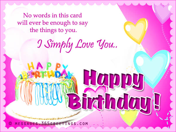 best birthday card messages for girlfriend ; romantic-birthday-card-messages