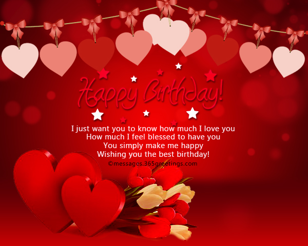 best birthday greeting cards for lover ; most-romantic-birthday-wishes