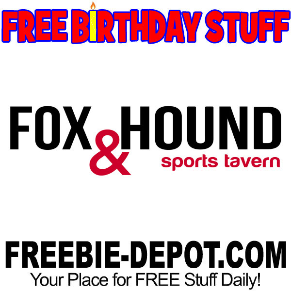 best places to sign up for free birthday gifts ; Free-Birthday-Fox