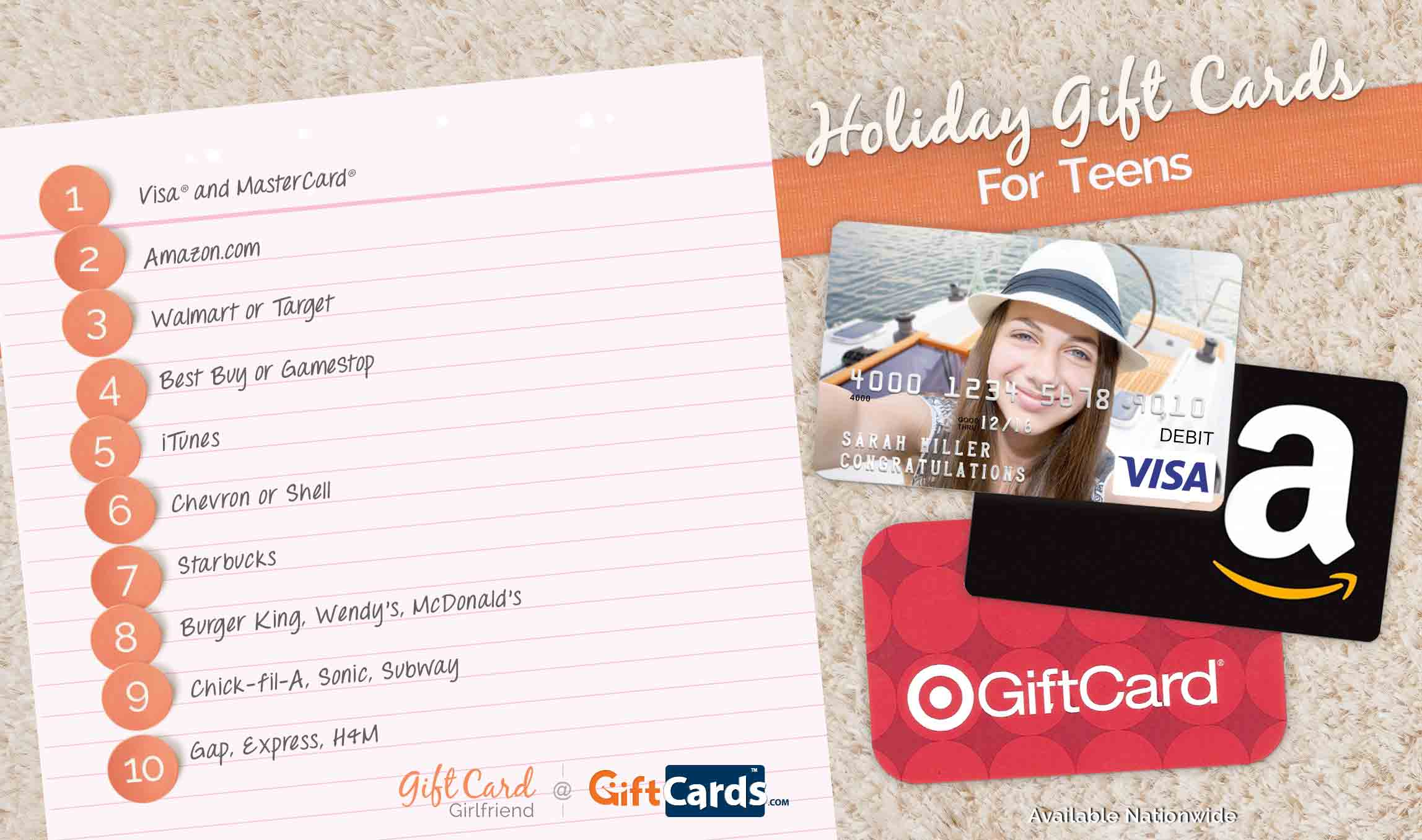 best places to sign up for free birthday gifts ; Holiday-For-Teens1-1