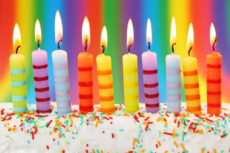 best places to sign up for free birthday gifts ; birthday-770x513