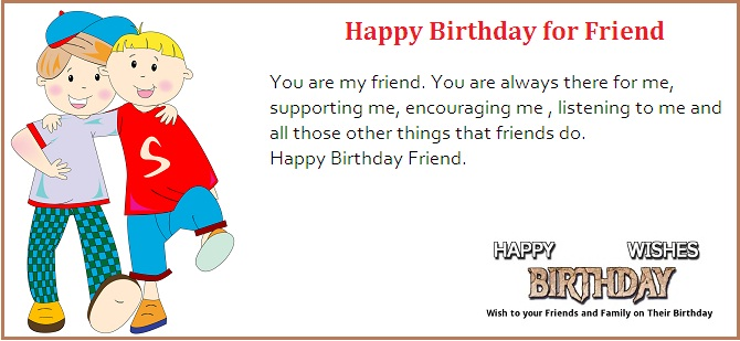 best wish on birthday to a friend ; Happy-birthday-wishes-for-a-friend