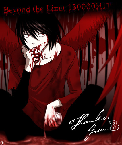 beyond birthday wallpaper ; Beyond-Birthday-death-note-another-note-35913141-425-504