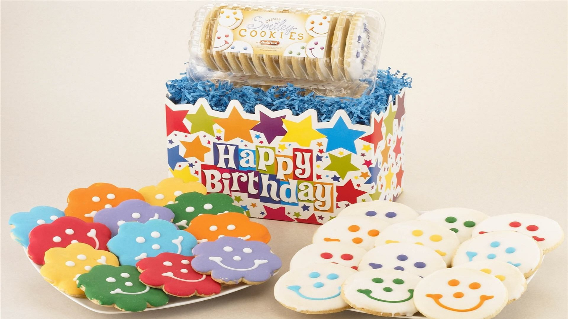 big birthday cake wallpaper ; Happy-birthday-cake-and-candies