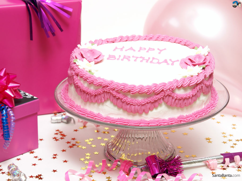 big birthday cake wallpaper ; birthday-24a