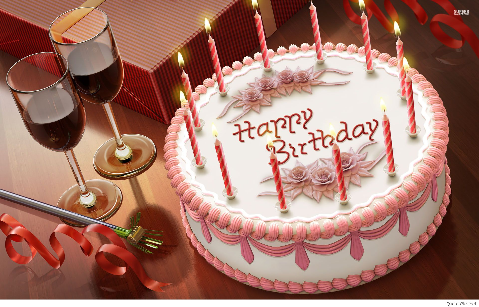 big birthday cake wallpaper ; birthday-cake-wallpaper