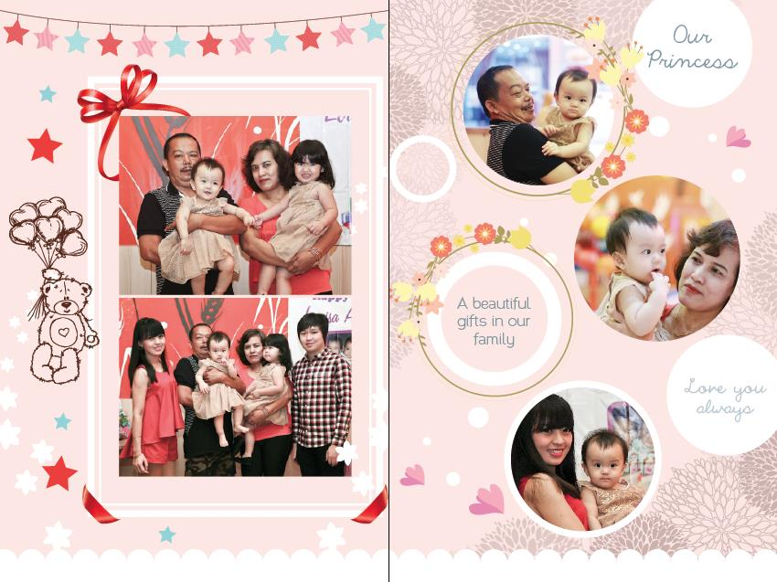birthday album design ; 0fe8554cc047014db47903fadd5e49dc