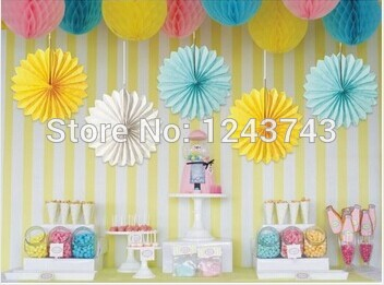birthday backdrop design ; 6pcs-25cm-10inch-single-layer-Paper-Fans-Wedding-Backdrop-Reception-Decoration-Frozen-Party-Supplies-Birthday-party