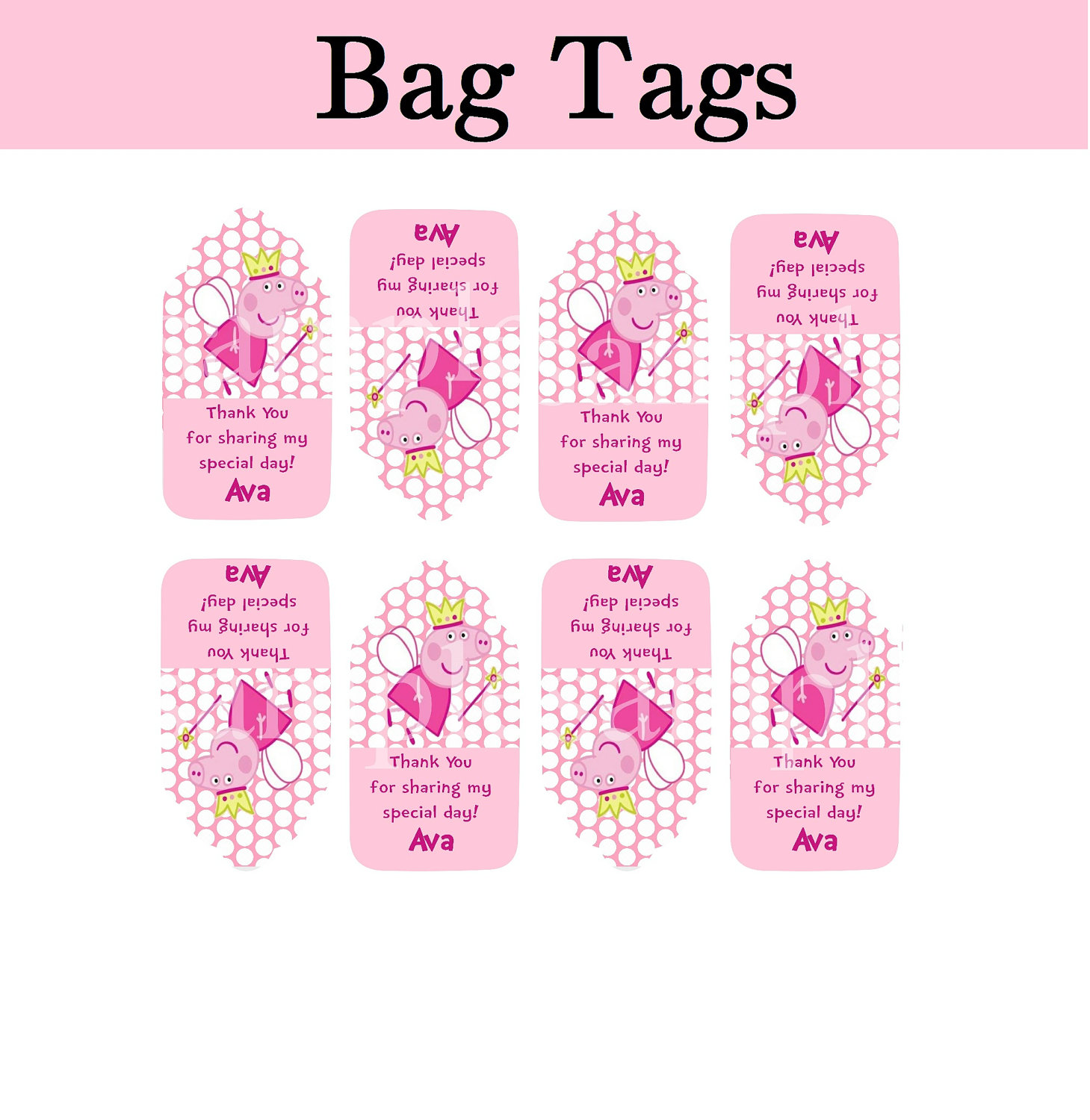 birthday bag tags ; birthday-bag-tags-7919c5ea3534b55e05a209de12d001c2