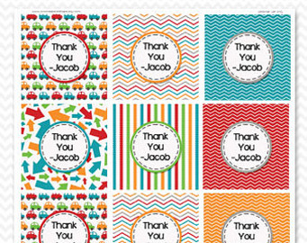 birthday bag tags ; birthday-bag-tags-il-340x270