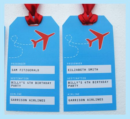 birthday bag tags ; dd2a068a39a977b51daf0d84602169d8--planes-birthday-parties-birthday-party-favors